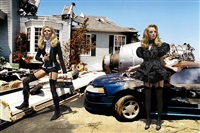 world is gone by david lachapelle