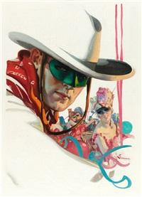 collier's cover by elbert mcgran jackson