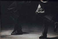 dancer's legs by roy decarava