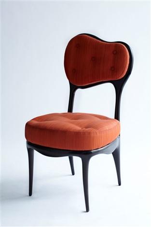 Poppy Chair By Mattia Bonetti