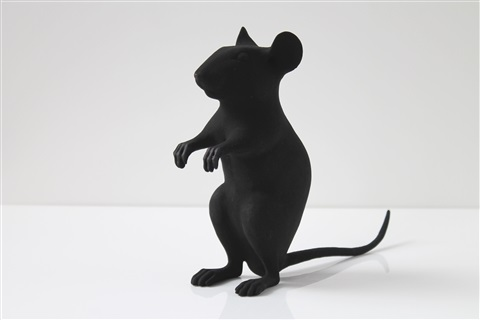 mouse by katharina fritsch