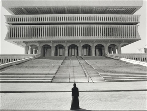 untitled from the soliloquy series by shirin neshat