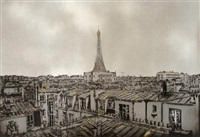 the morning after (paris) by nick walker