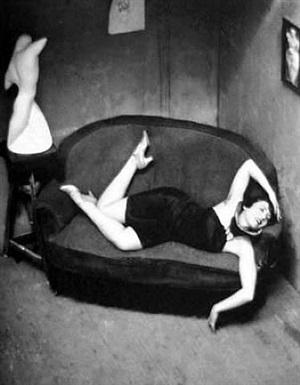 satiric dancer by andré kertész