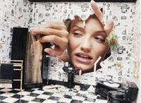 cameron diaz-dollhouse disaster by david lachapelle