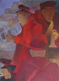 Untitled (Bandwallas), 2000