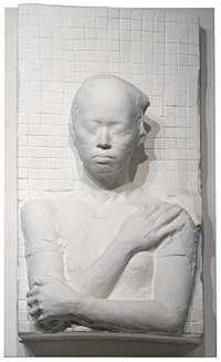oriental woman by george segal