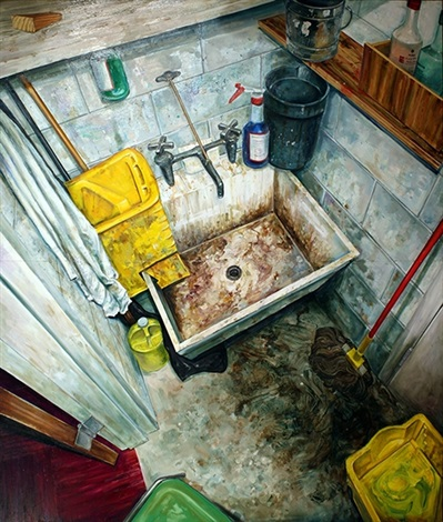 Janitoru0027s Closet Ii By Amer Kobaslija