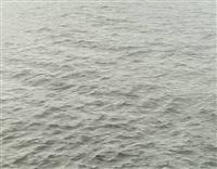 ocean surface by vija celmins