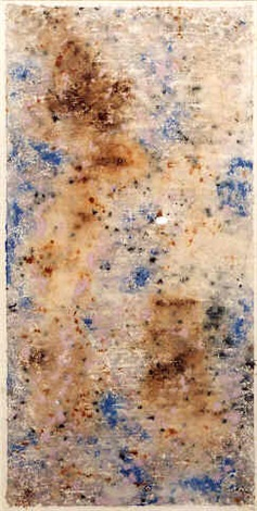 untitled/monotype by mark tobey