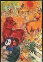 Artworks by marc chagall at opera gallery on artnet for Biographie de marc chagall