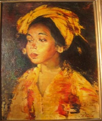 Nicolai fechin artnet for Nicolai fechin paintings for sale