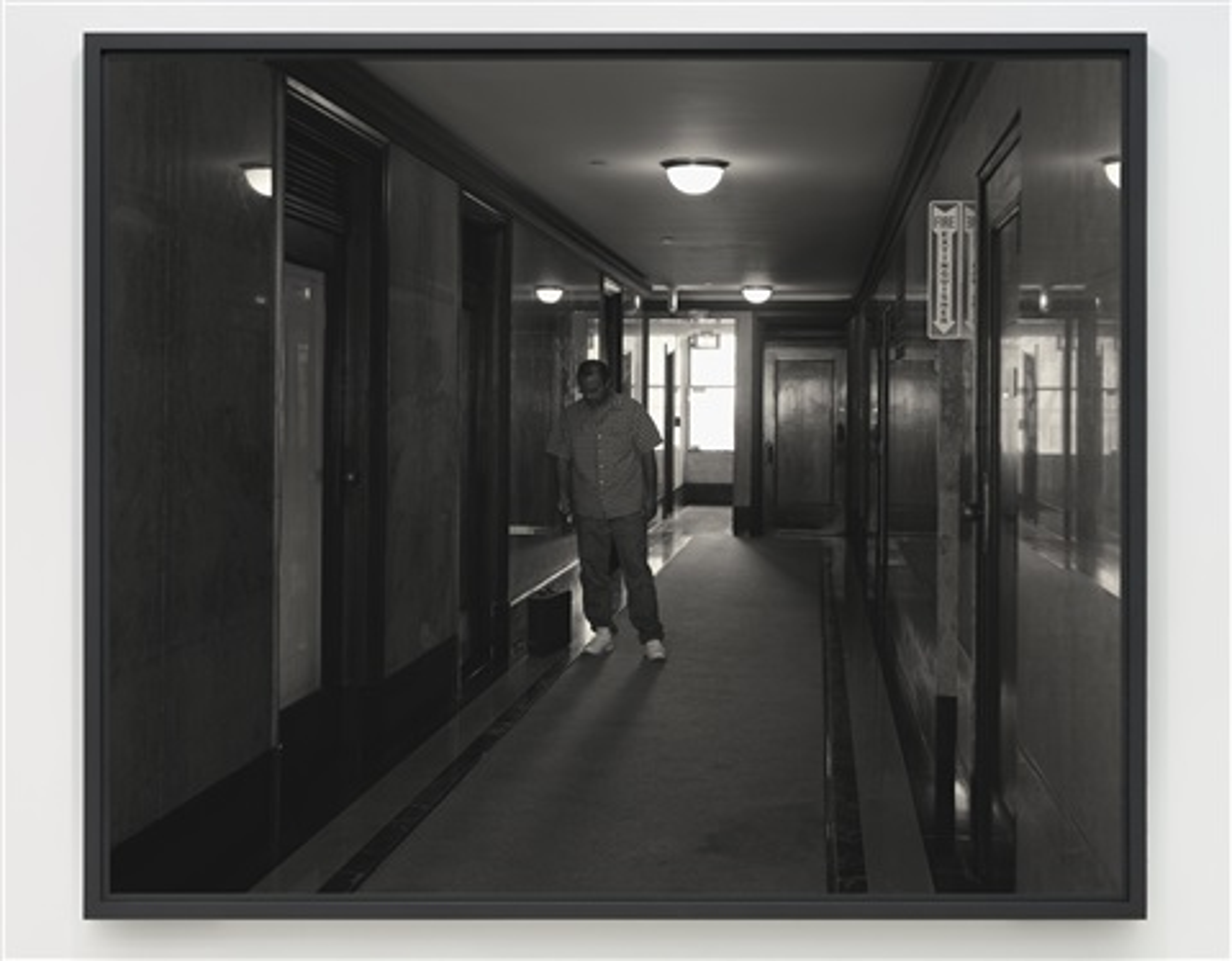 office hallway. Office Hallway, Spring Street, Los Angeles By Jeff Wall Hallway Y