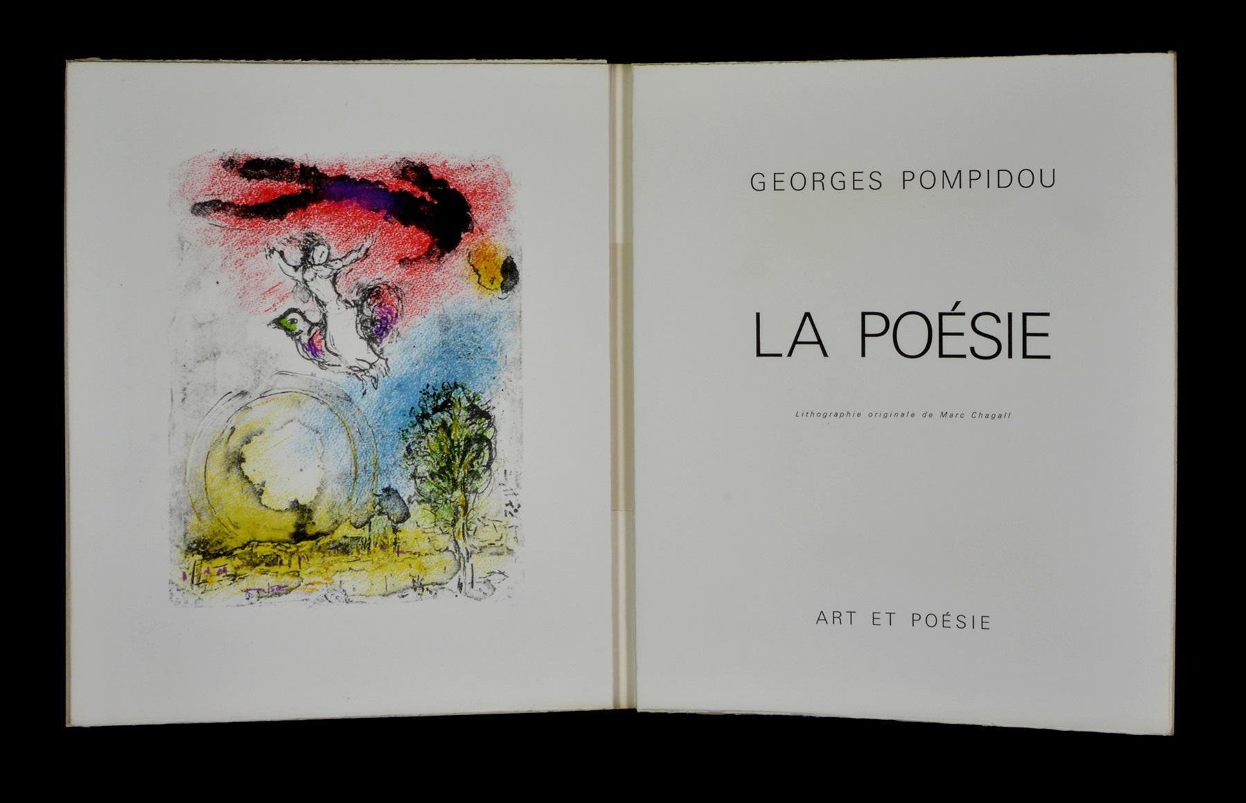Art Painting Poesie
