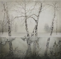 Frozen Marsh, 2014