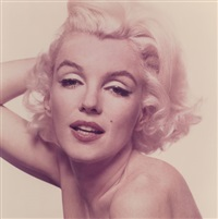 marilyn monroe, feeling good by bert stern