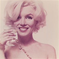 marilyn monroe, here's to you by bert stern