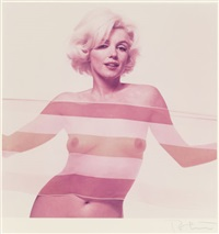 marilyn monroe - rhythm (from the last sitting for vogue) by bert stern
