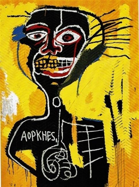 tranter-sinnigallery | Jean Michel Basquiat