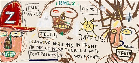 Basquiat Hollywood Africans Hollywood Africans in ...