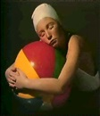 Carole A. Feuerman, BROOKE WITH BEACH BALL