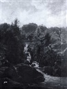 Warner Gyselman, A river gorge