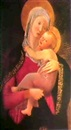Follower Of Filippo (Filippino) Lippi, MADONE ET L'ENFANT