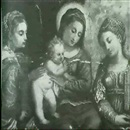 Manner Of Girolamo da Santacroce, MADONNA AND CHILD WITH TWO WOMEN