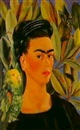Frida Kahlo, SELF-PORTRAIT WITH BONITO 1941
