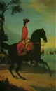 David Morier, Equestrian portrait of General Hawley