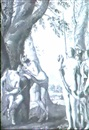Richter, THE JUDGEMENT OF PARIS    IN THE MANNER OF WOLFGANG HEIMBACH