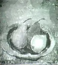 Mary Alice Frack, STILL LIFE WITH PEARS