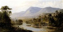 Robert Scott Duncanson, VALE OF KASHMIR