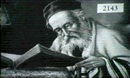 Cioffi, PORTRAIT OF A RABBI READING