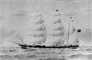 Harold Percival, The three-masted barque Rothesay Bay