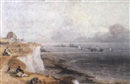 Robert Brandard, Figures on the clifftop, Ramsgate