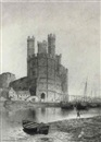 J. C. Sammons, Caernarvon Castle and harbour