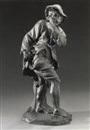 Attributed To Pieter Xavery, Figure of a beggar