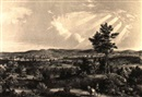 After Jonathan Badger Bachelder, A view of Manchester, N.H. composed from sketches...Rock Raymond