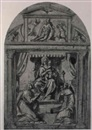 Avanzino Nucci, A design for an Altarpiece: The enthroned Madonna and Child...