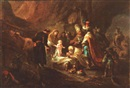 German School-Frankfurt (18), The Adoration of the Shepherds