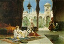 Juan Gimenez y Martin, In the harem