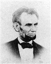 Henry F. Warren, Portrait of Abraham Lincoln