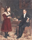 Victor Anthonis, A family discussion