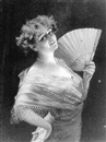 Bernhard Zickendraht, Lady with fan