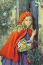 Isabel Oakley Naftel, Little red-riding hood
