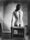 Peter Rose Pulham, Black study of nude