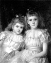 John Shirley Fox, Sisters