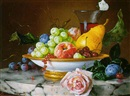 Andre Bachirov, Nature morte aux fruits