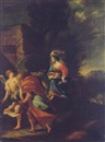 Attributed To Ranieri del Pace, The Flight into Egypt